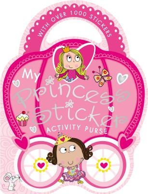 My Princess Sticker Activity Purse