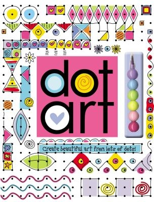 Dot Art [With Crayons]