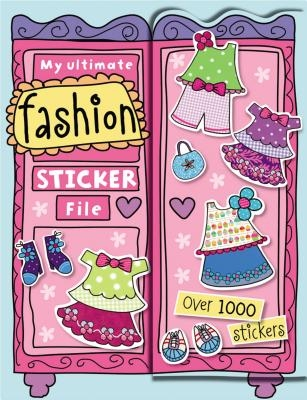Ultimate Sticker File Fashion Wardrobe