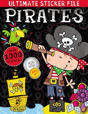 Ultimate Sticker File Pirates
