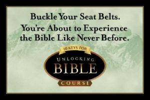 10 Keys for Unlocking the Bible Course Invitations