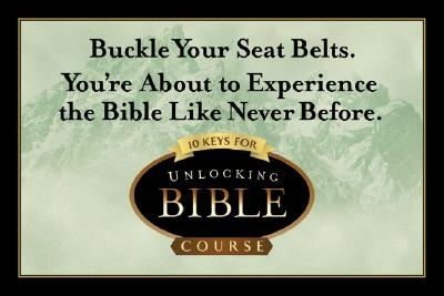 10 Keys for Unlocking the Bible Course Invitations 1
