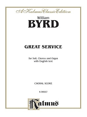 Great Service: Choral Score