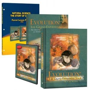 Natural Science: The Story of Origins Package
