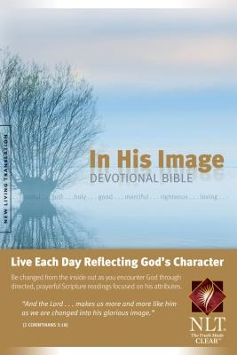 In His Image Devotional Bible-NLT