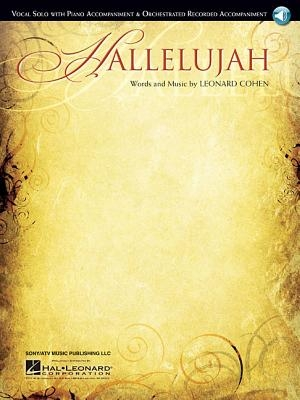 Hallelujah: Vocal Solo with Online Audio