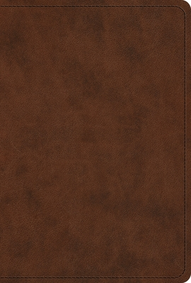 ESV New Testament (Trutone, Brown/Walnut, Portfolio Design)