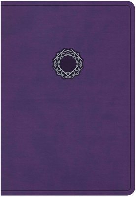 NKJV Deluxe Gift Bible, Purple/Teal Leathertouch