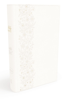 Nkjv, Bride's Bible, Leathersoft, White, Red Letter Edition, Comfort Print