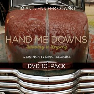 Hand Me Downs DVD (Pkg of 10): Leaving a Legacy