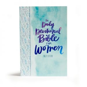 NKJV Daily Devotional Bible for Women, Trade Paper