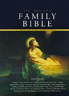 Holman Family Bible-KJV