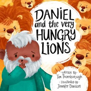 Daniel and the Very Hungry Lions 1