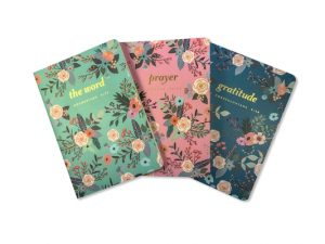 Journal-Cultivate Your Heart (Pack of 3)