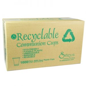 Recyclable Communion Cups 1000ct