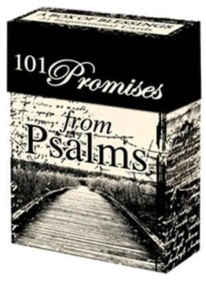 101 Promises from Psalms Cards