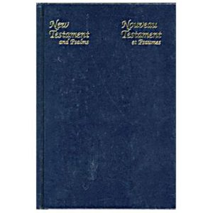 Bilingual New Testament with Psalms and Proverbs-PR-FL/Gnt