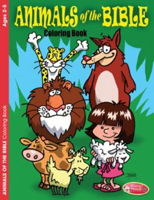 Animals of the Bible 6pk