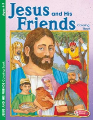Jesus and His Friends 6pk