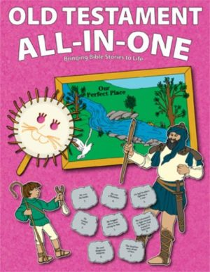Old Testament All-In-One: Bringing Bible Stories to Life