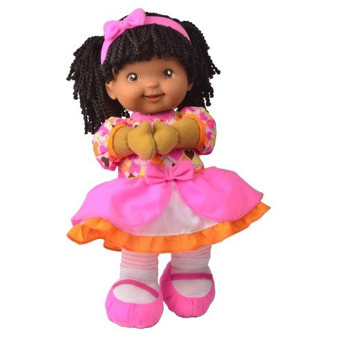Baby's First Hannah Prayer Doll - African American