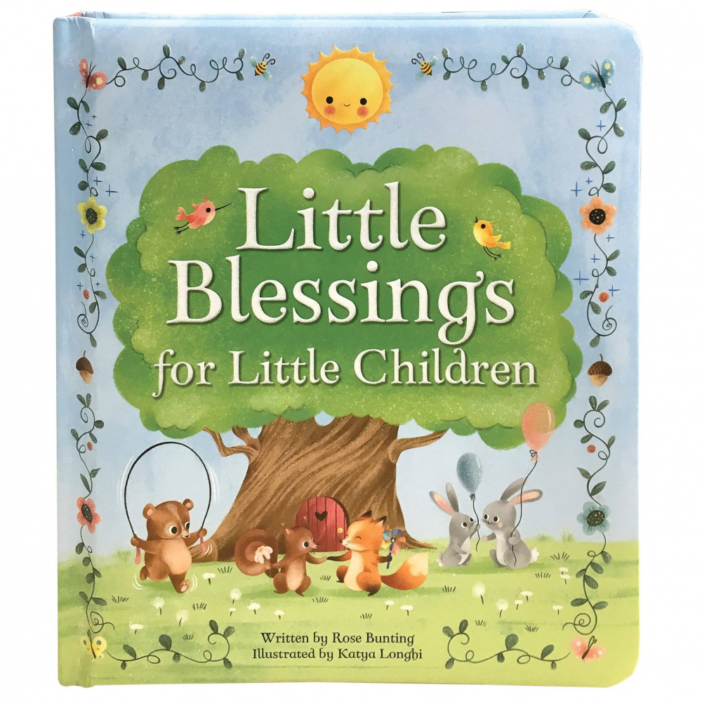 Little Blessings for Little Children: Children's Board Book (Love You Always)